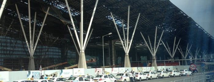 Kempegowda International Airport (BLR) is one of My Airports.