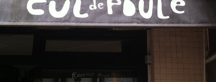Le Cul de Poule is one of Paris // For Foreign Friends.