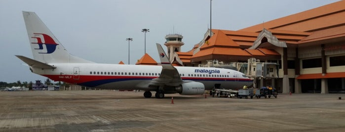 Sultan Mahmud Airport (TGG) is one of My hangout in Terengganu.