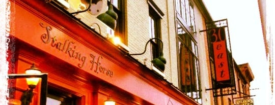The Stalking Horse Tavern is one of Baltimore's Best Bars - 2012.