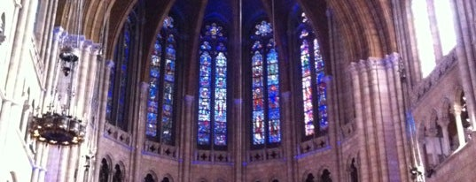 Riverside Church is one of AIA (NYC - The Heights and The Harlems).