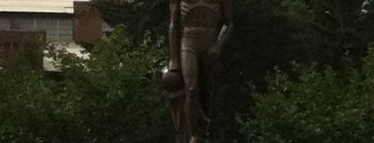 The Spartan Statue is one of Famous Statues Around the World.