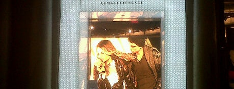 Armani Exchange is one of Las Vegas to-do.