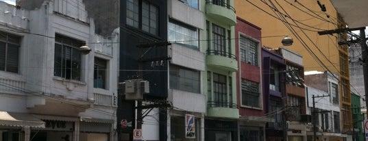 Rua Santa Ifigênia is one of Lugares legais em São Paulo.