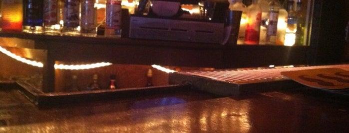 Barramundi Bar is one of Manhattan Essentials.