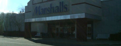 Marshalls is one of routes.