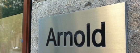 Arnold NYC is one of Advertising Agencies.