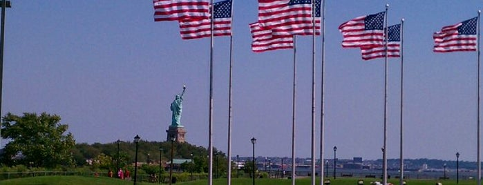 Liberty State Park is one of World Sites.