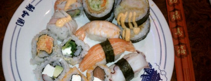 China Buffet is one of Must-Visit Sushi Restaurants in RDU.