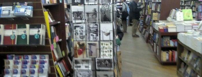 Brookline Booksmith is one of Nearby Neighborhoods: Coolidge Corner.