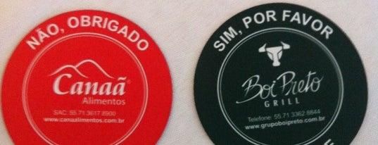 Boi Preto is one of Comer e Beber em Salvador.