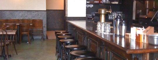 Cubana Social is one of NY Espresso.
