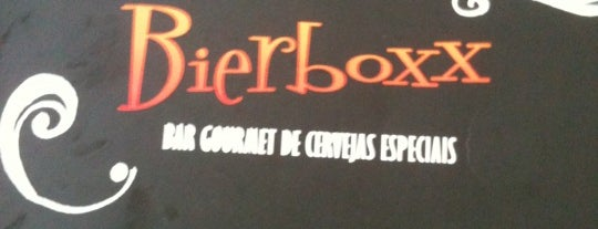 Bar Bierboxx is one of Bons Drink in Sampa.