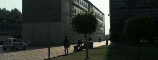 UNAM Facultad de Economía is one of Universidades Ciudad de México.