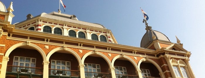 Grand Hotel Amrâth Kurhaus is one of Welcome to The Hague #4sqCities.
