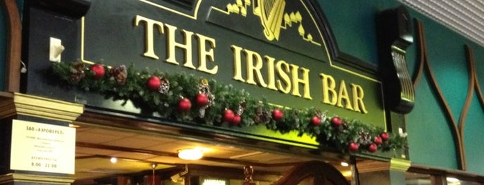 The Irish Bar is one of Попить пива.