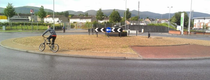 Station Roundabout is one of Named Roundabouts in Central Scotland.