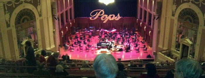 Indianapolis Symphony Orchestra is one of 50 Date Ideas For Less Than $50.