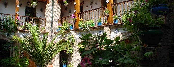 Casa-Patio de la calle Guzmanas, 4 is one of Patios de la Zona San Lorenzo.