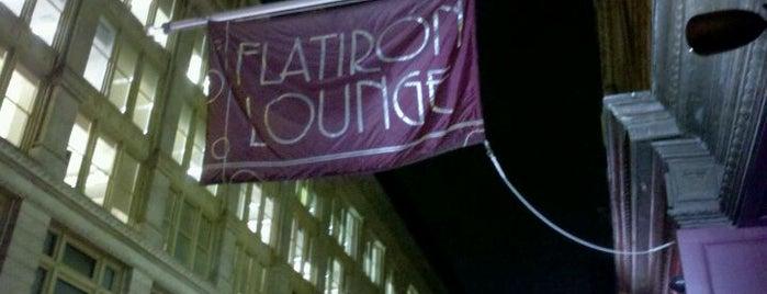 Flatiron Lounge is one of Manhattan Essentials.
