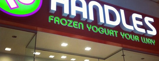 16 Handles - Closed is one of Queens Center Mall.
