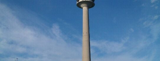 Olympia Tower is one of All the great places in Munich.