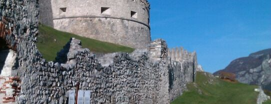 Castel Beseno is one of #invasionidigitali 2013.