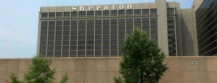 Sheraton Birmingham Hotel is one of Hotel / Casino.
