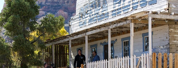 Bonnie Springs Ranch is one of Ghost Adventures Lockdowns.