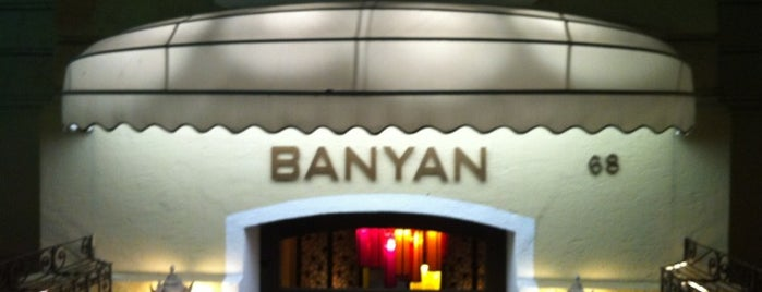 Banyan is one of Essen.