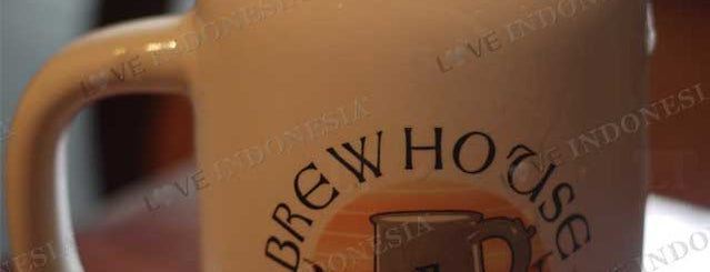 Brewhouse is one of Senayan Areas: My Playground, Workplace and Home.