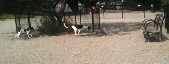 Riverside Park South Dog Run is one of Weekend Chill - Been Meaning to Do....