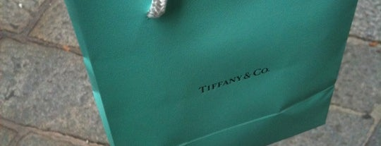 Tiffany & Co. is one of ... lo voglio!!!.