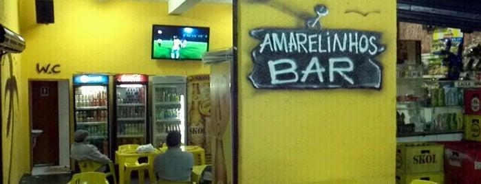Amarelinhos Bar is one of douglas.