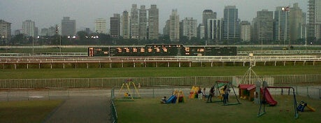 Jockey Club de São Paulo is one of Best places in São Paulo, Brasil.