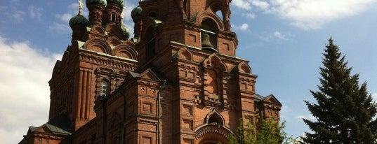 Ortodoksinen kirkko is one of Churches of Tampere.