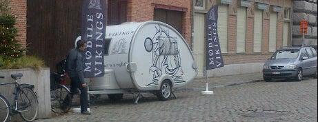 Gedempte Zuiderdokken is one of Antwerp Gems #4sqCities.
