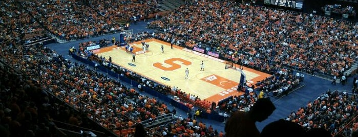 Carrier Dome is one of A Tour Guide to Syracuse.