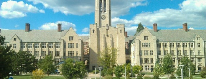 Centennial Mall - UToledo is one of What to do in Toledo!.