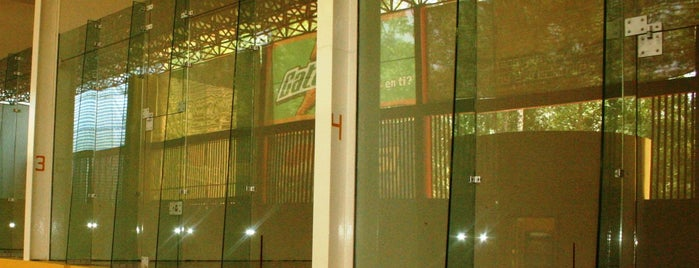 Complejo de Racquetbol is one of Instalaciones / Venues.