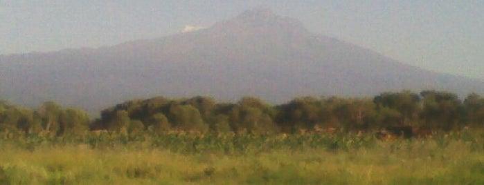 Mount Kilimanjaro is one of 60 Landmarks You Must See Before You Die.