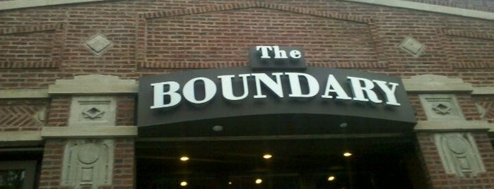 The Boundary is one of Chicago.