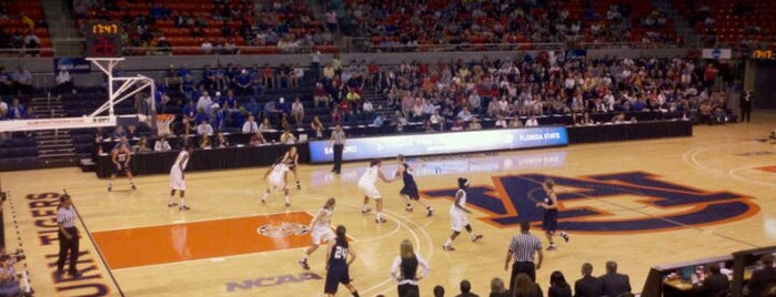 Auburn Arena is one of Basketball arena.