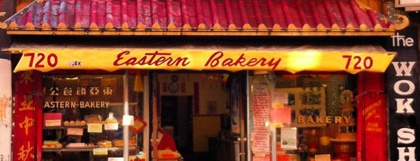 Eastern Bakery is one of Top picks for Bakeries.