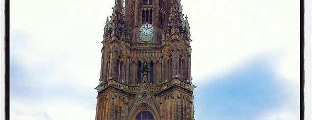 Catedral del Buen Pastor is one of Catedrales de España / Cathedrals of Spain.