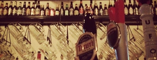 Bukowski Tavern is one of Boston's Best Beer Bars.