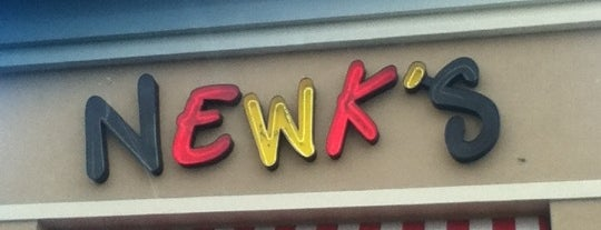 Newk's Express Cafe is one of Favorite Places.