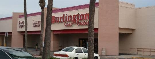 Burlington Coat Factory is one of Orlando - Compras (Shopping).