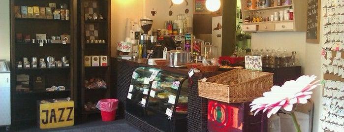 Kaffeladen is one of coffee.