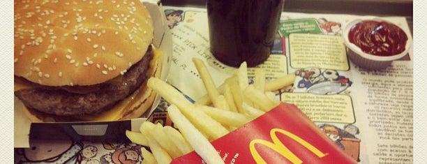 McDonald's is one of Comidinhas da Madrugada.